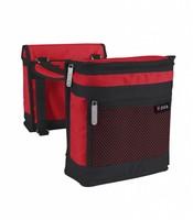 Saddle Bag Set, Red