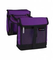 Saddle Bag Set, Purple