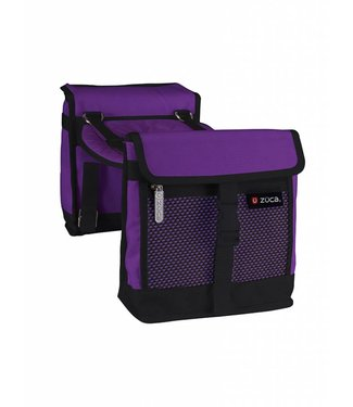 ZÜCA Saddle Bag Set, Purple
