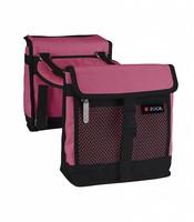 Saddle Bag Set, Pink