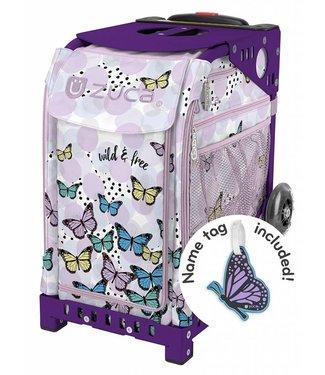 ZÜCA Wild & Free (étiquette & sac - uniquement le sac)