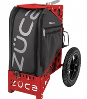 All-Terrain Cart, Gunmetal/Rood (A)
