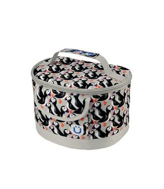 ZÜCA Lunchbox, Playful Puffins