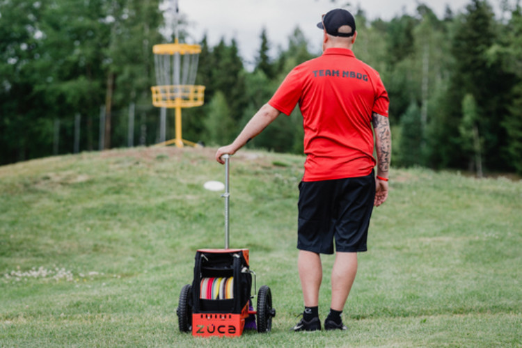 Récapitulatif : Tyyni 2019, le plus grand événement de disc golf en Europe.