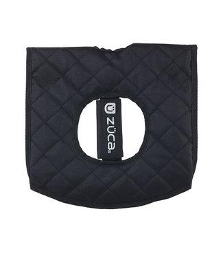 ZÜCA Compact Discgolf-wagen Sitzkissen, Schwarz/Grau