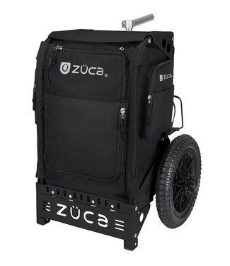 ZÜCA Trekker Disc Golf Cart Black/Black