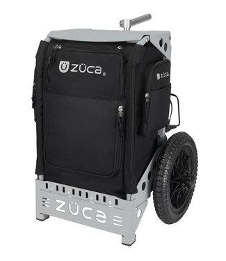 ZÜCA Trekker Disc Golf Cart Zwart/Grijs