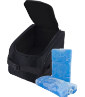 EZ/Transit Cart Cooler Pouch, Black