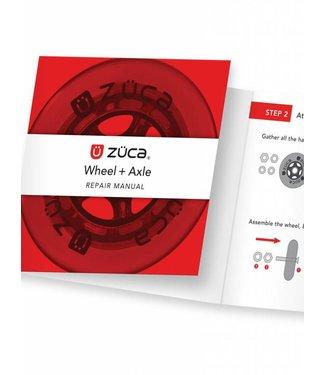 ZÜCA Reparaturset, Rad und Achse (Flyer/Pro)