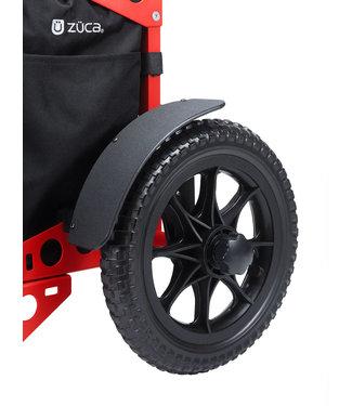 ZÜCA Compact Disc Golf Cart Spatbord/Black