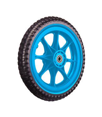 ZÜCA All-Terrain, Tubeless Foam Wheel, Blue