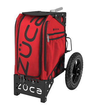 ZÜCA sac infrared disc golf avec pochette accessoires