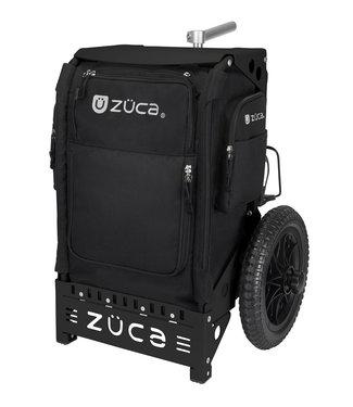 ZÜCA Trekker disc golf, noir (uniquement le sac)