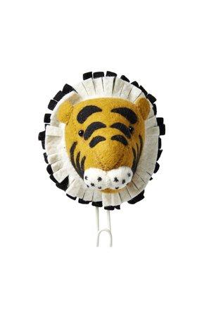 Fiona Walker England Dierenhoofd kapstok - tijger