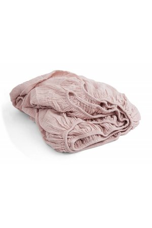 Moumout Papuche fitted sheet - nu