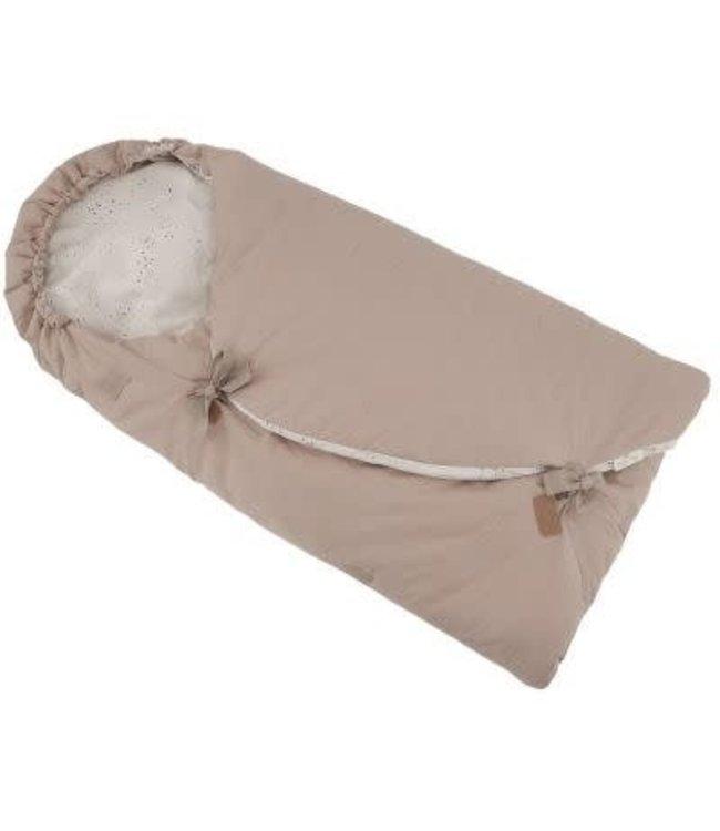 Konges Sløjd Nemuri sleeping bag - bark