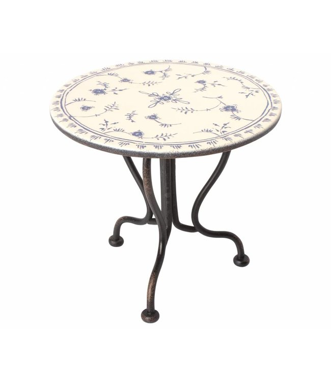 Maileg Micro vintage tea table