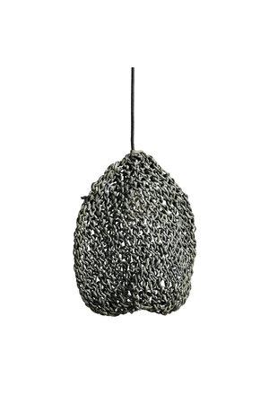 Hanglamp papier - grijs