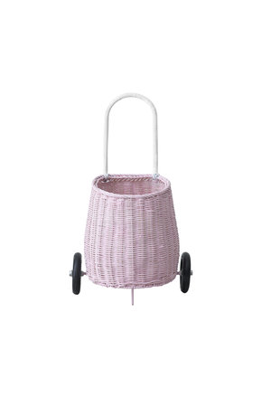 Olli Ella Luggy basket small - pink
