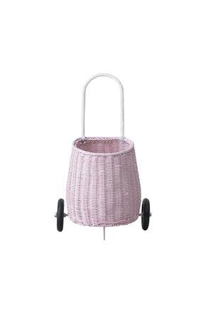 Olli Ella Luggy basket small - roze