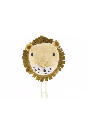 Fiona Walker England Dierenhoofd kapstok - leeuw