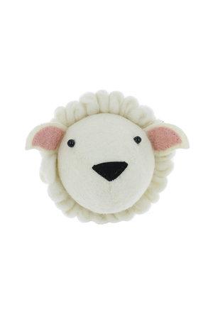 Fiona Walker England Animal head mini - sheep