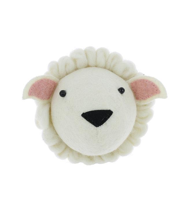 Animal head mini - sheep