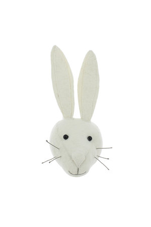 Fiona Walker England Animal head mini - bunny
