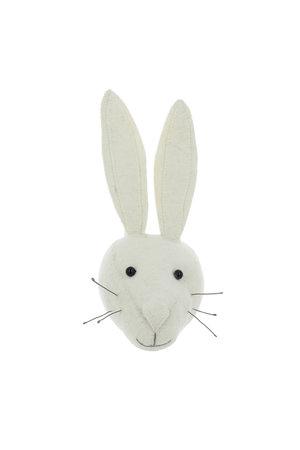 Fiona Walker England Dierenhoofd mini - konijn
