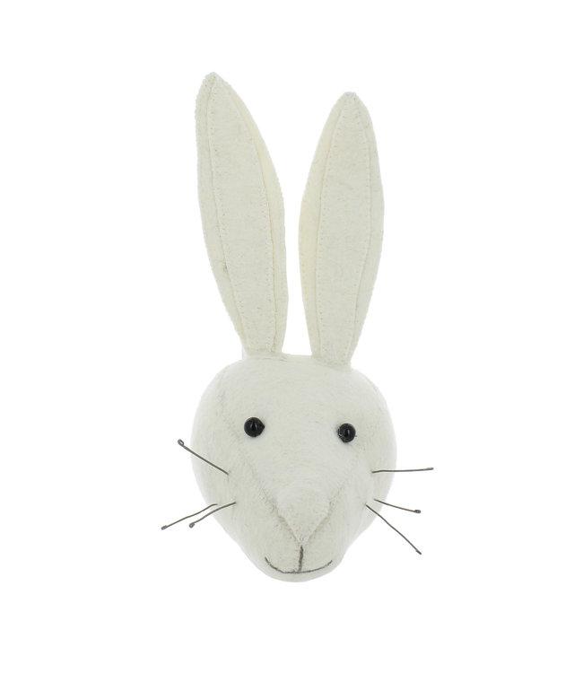 Animal head mini - bunny