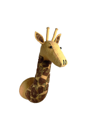 Fiona Walker England Dierenhoofd - giraf