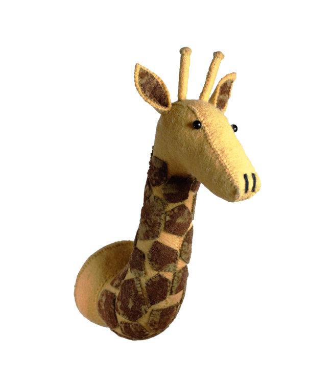 Animal head - giraffe