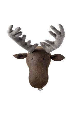 Fiona Walker England Animal head - moose