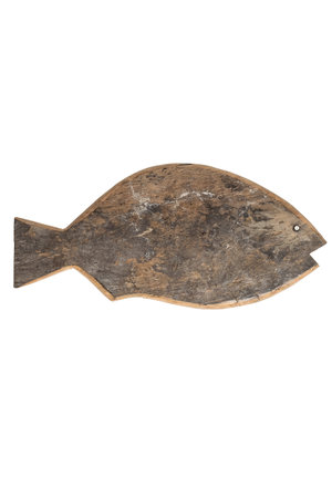 Recycled fish from Lamu #40