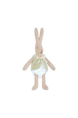 Maileg Micro rabbit w/vest