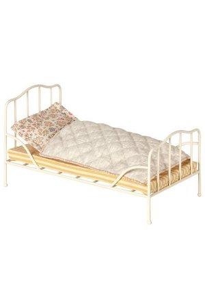 Maileg Mini vintage bed  - off white
