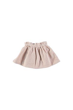 Buho Sophie corduroy skirt culotte - dust roze