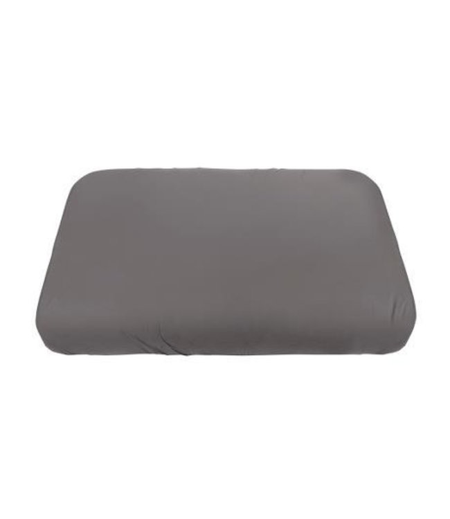 Sebra Jersey hoeslaken - baby - classic grey