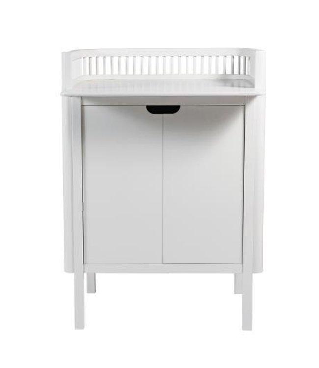 Sebra changing unit - white