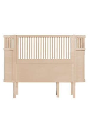 Sebra Het Sebra bed, baby & jr., wooden edition