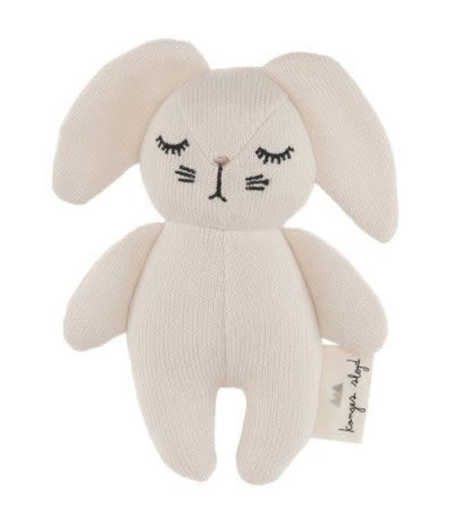 Konges Sløjd Mini rabbit - offwhite