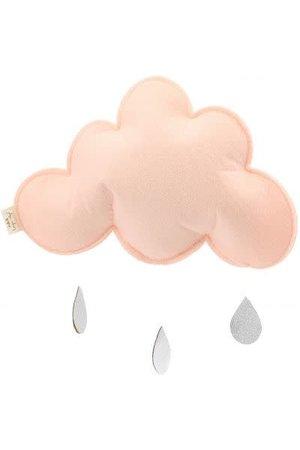 Konges Sløjd Single cloud mobile - pink