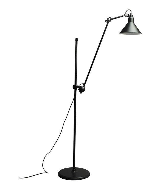 Lampe Gras 215 L black - floor lamp