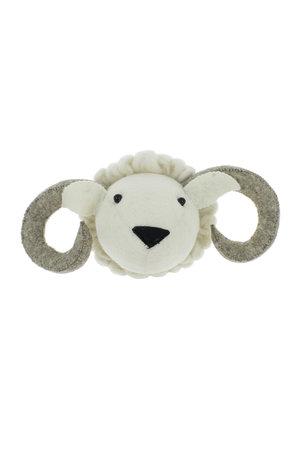 Fiona Walker England Animal head mini - ram