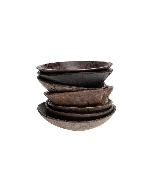 Wooden bowl Gurage