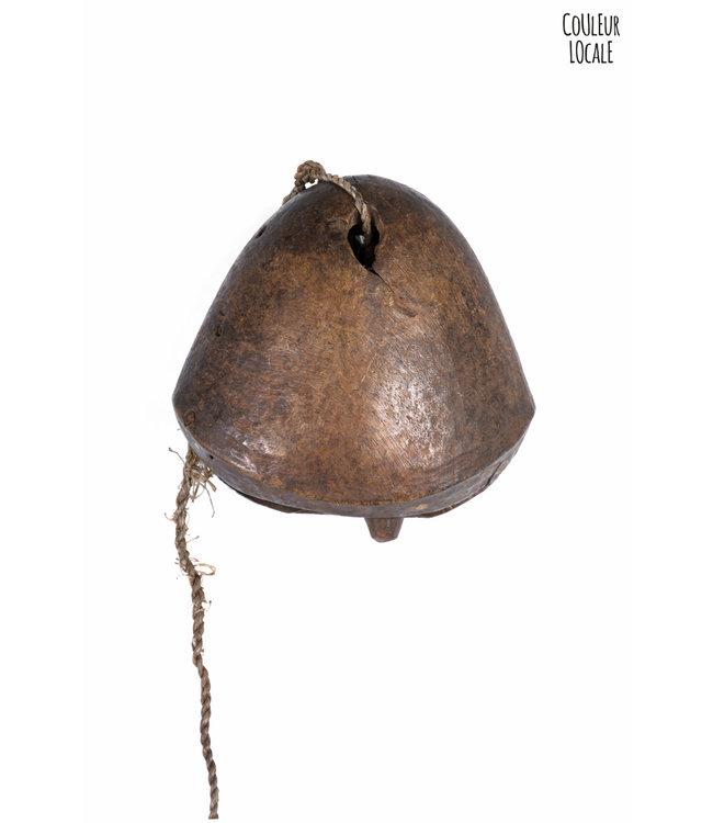 Wooden camel bell