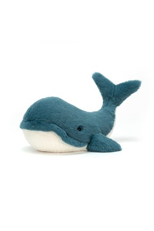 Jellycat Limited Wally whale