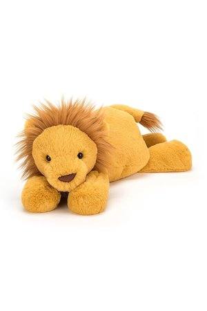 Jellycat Limited Smudge lion