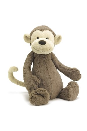 Jellycat Limited Bashful monkey