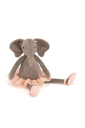 Jellycat Limited Dancing darcey elephant